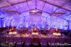 Utopian Events Indian Weddings Estate Tables #EstateTables #IndianWeddingDecor #IndianReception #EstateTableCenterpieces #IndianAtlantaWedding #IndianEstateTables #EstateTableDecor