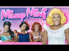 Mickey Minaj by Todrick Hall - YouTube