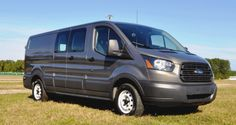 4K Road Test Review – 2015 Ford Transit 3.5L EcoBoost LWB, Low-Roof Cargo Van
