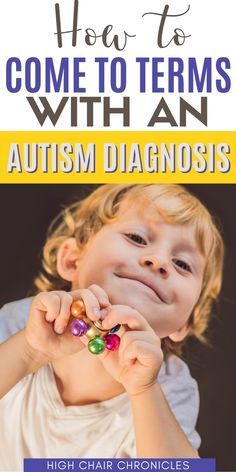 Here's one mom's journey coming to terms with the autism diagnosis plus tips for seeking help and resources. Learn the signs of autism and the autism diagnosis checklist and learn about autism awareness. Autism Signs, Autism Diagnosis, Postpartum Recovery, Autism Awareness, Baby Gear, New Moms, Breastfeeding, Learning, Children