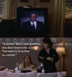 Sleepless in Seattle . but thought of you Morrow LOL! Tv Quotes, Funny Quotes, Sleepless In Seattle, My Love Story, Favorite Movie Quotes, Meant To Be Together, Perfect Word, 3 Movie, Silly Things