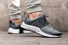 "Nike Air Presto TP QS ""Tumbled Grey"" (Tech Pack) - EU Kicks: Sneaker Magazine"