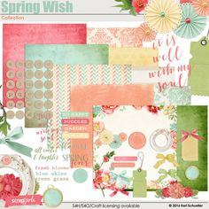 Spring Wish Collection