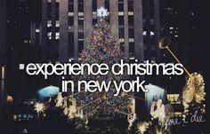 Bucket list Bucket list christmas time, bucketlist, dream, times square, ice skating, new york city, new years eve, christmas trees, bucket lists