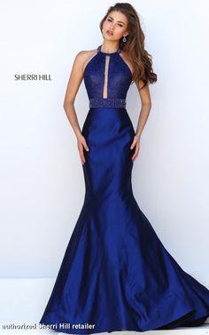 2016 Sherri Hill Prom Dress 11329