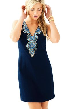 LIlly Pulitzer Gabby Shift Dress