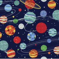 Galaxy Bedding Outerspace Nursery Toddler Boy Bedding Minky