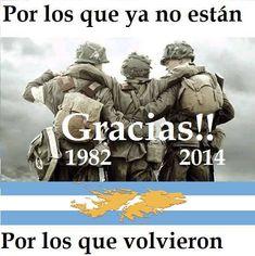 2 de Abril de 1982-2014 ,Homenaje a nuestro muchachos!