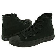 Converse All Star® Core HI (Black Monochrome) -...