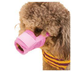 5 Sizes Puppy Dog Adjustable Net Masks Prevent Bite Dog Muzzle Super Velcro New - http://www.thepuppy.org/5-sizes-puppy-dog-adjustable-net-masks-prevent-bite-dog-muzzle-super-velcro-new-2/