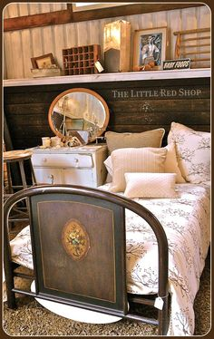 Photo by: The Little Red Shop: The Barn House Flea…featuring Seabold Vintage Market