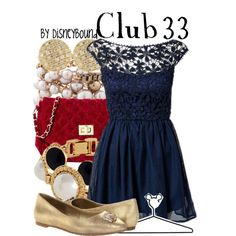 """Club 33"" by lalakay on Polyvore"