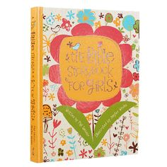The Bible Storybook for Girls, Love this for First Communion Gift!  See link for sneak peak inside...so sweet & perfect!
