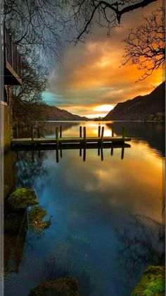 Ullswater Boathouse, Lake District National Park - UK England photo by Simon Booth landscape nature sunset reflection lake 394135404877077375 Beautiful World, Beautiful Images, Beautiful Sunset, Landscape Photography, Nature Photography, Landscape Pics, Sport Photography, Portrait Photography, Wedding Photography