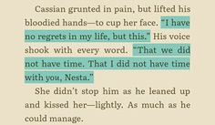 *ACOWAR Spoilers* This scene...no I'm not crying, you're crying