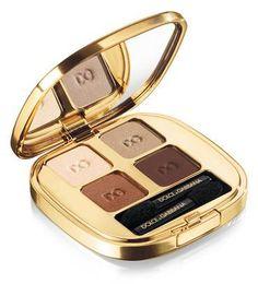 Dolce & Gabbana Makeup Smooth Eyeshadow Quad Desert
