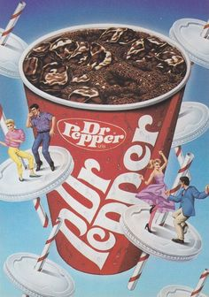 the Dr. Pepper dance
