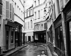 Unique paris street related items | Etsy