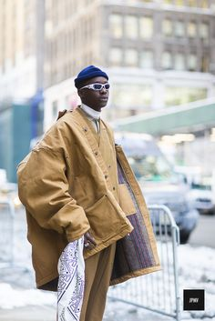 Ashton Sanders - New York