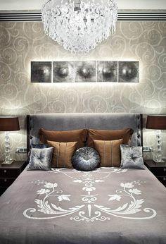 47 meilleures images du tableau papier peint chambre | Room ...