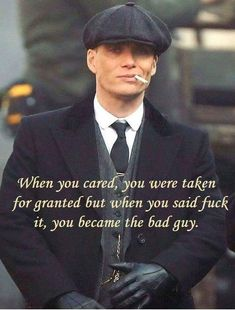 Blame me all you want- idc. Blame me all you want- idc. Gangster Quotes, Badass Quotes, Best Quotes, Peaky Blinders Series, Peaky Blinders Quotes, Cillian Murphy Peaky Blinders, Wisdom Quotes, Quotes To Live By, Life Quotes