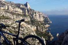 Cross country E-Bike Tour of Marseille Calanques Leave the city of Marseille to enjoy an exciting electric mountain biking adventure through the small roads and off-road tracks of Calanques National Park. Encounter beautiful landscapes as you cycle along the Calanques which are narrow, steep-walled inlets nestled between limestone mountains and the Mediterranean sea. This tour is designed for sporty people who can manage a bike off-road, but with electric assistance, you won't...