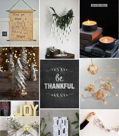10 Gorgeous Holiday DIYs to Bookmark!