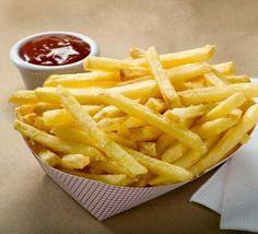 Hazte unas papas fritas al horno ricas y saludables