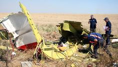 Time, Elements a Challenge in Search for Bodies at MH17 Crash Site - NBC News