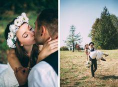 Dylan + Julie // Wedding // Monroe, Washington » Katie Day Photos #inlove #wedding #intimatewedding #photographer #outdoorweddingphotos