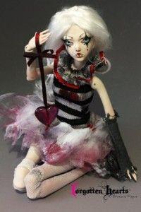 Forgotten-Hearts Doll
