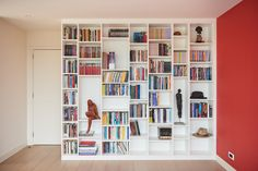 Decor, House, Shelves, Bookcase, Home Decor, Corner
