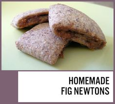 So good!  I made fig instead of berry which may've been why the fruit was runny.  This made it hard to assemble but it was fine baked.  Recipe says to pinch dough to close cookie, but the dough is very NOT sticky, so this was impossible.  Frustrating til I started just folding the dough over, and since it goes seam side down, no need to seal.  NOW I see in the picture that's what they did as well.  Thumbprint cookies might be easier anyway, next time.  (Picture by me, linked to original…
