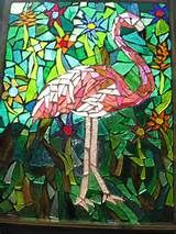 stained glass flamingos - Yahoo Image Search Results