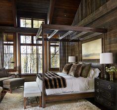 modern rustic cottage decor - Google Search