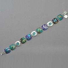 Holly Yashi Monet's Garden Bracelet