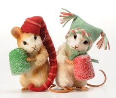 Sugar & Spice, The Christmas Mice