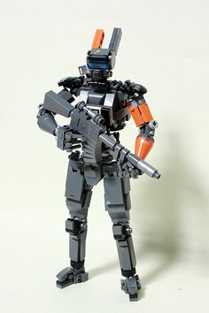 chappie by simmon kim    More lego here.