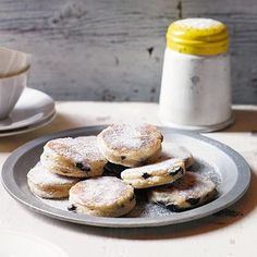 Welsh Cakes for St David's Day