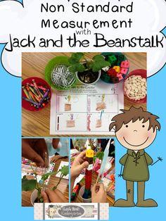 Non standard measurement of bean plants Little Bird Kindergarten: April and the Beanstalk activities Measurement Kindergarten, Measurement Activities, Math Measurement, Kindergarten Activities, Kindergarten Teachers, Kindergarten Schedule, Kindergarten Rocks, Kindergarten Writing, Fairy Tales Unit