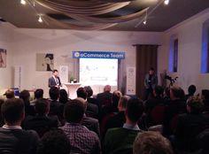 Sevenval, Vienna team live on stage #5aComm