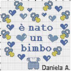 Bimbo Cross Stitch Boards, Cross Stitch Needles, Cross Stitch Baby, Felt Dolls, Plastic Canvas, Needlework, Baby Shower, Diy Crafts, Kids
