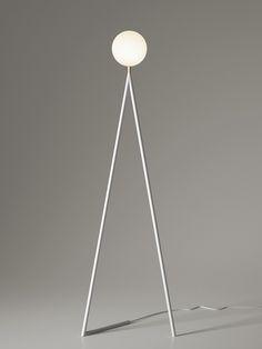 Atelier Areti | One Globe Floor Lamp
