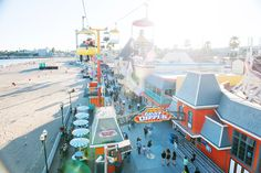 Road Trip! 10 Unbelievably Cool Spots Along Highway 1 #refinery29  http://www.refinery29.com/2013/06/48986/highway-1-california#slide7  Santa Cruz Beach Boardwalk  Okay, we'll admit that this stop isn't exactly along Highway 1. In fact, once you reach Santa Cruz you have to drive in a smidge, but if you're tired of coasting and in need of random thrills, the Santa Cruz Beach Boardwalk is your place. Littered with tons of top-notch carnival rides (the Giant Dipper scared the bejesus out of…
