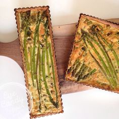 Meatless Monday: Asparagus and spinach quiche with spelt crust (dairy-free option)