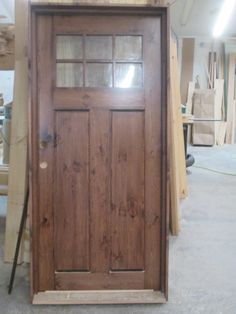 Your home for custom wood doors. We specialize in hand crafting pine doors as well as doors built from Ash, Oak, Cherry, Mahogany, or Walnut. Custom Wood Doors, Pine Doors, Natural Homes, Exterior Doors, Room Ideas, Dining Room, Quote, Windows, Website