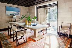 Tour Giorgio Armani's Saint-Tropez Getaway Photos | Architectural Digest