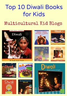 Top 10: Diwali Books for Kids from @MKBlogs