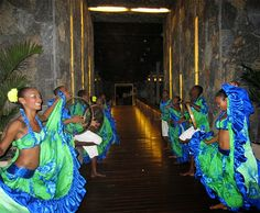Crystals Beach Resort in Mauritius