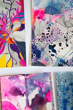 "Exceptional ""modern abstract art painting"" information is available on our internet site. Take a look and you wont be sorry you did. Art Inspo, Sketchbook Inspiration, Art Journal Inspiration, Art Sketchbook, Abstract Watercolor, Abstract Art, Watercolour Illustration, Watercolor Pattern, Illustration Sketches"